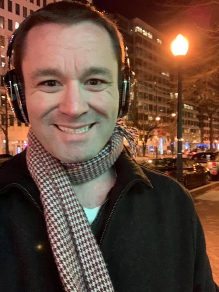 Headshot of John Hummell