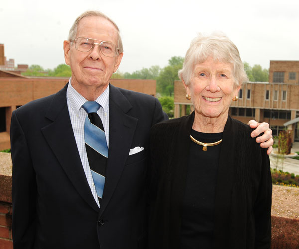 John and Helen Williamson