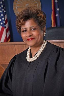 Judge Annalisa Stubbs Williams, BA '77, Akron, Ohio