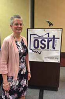 Judy Miller, clinical coordinator for the radiologic technology program