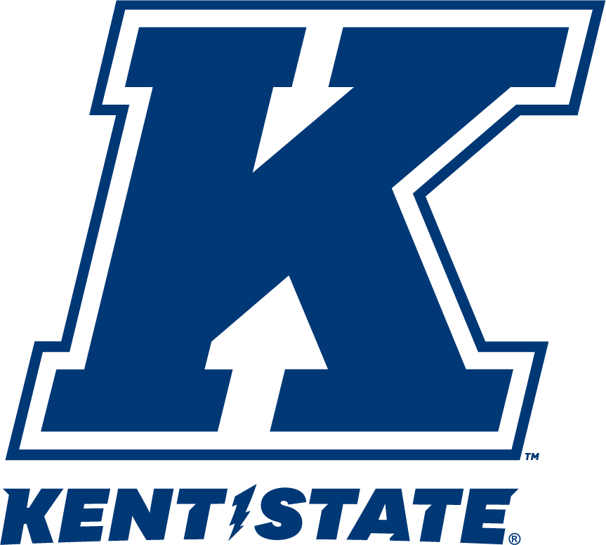 K Emblem with Kent State
