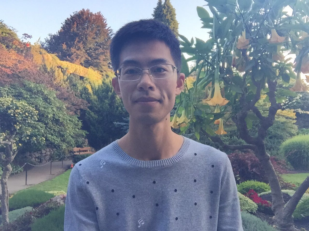 University Fellowship Recipient, Kai Wang
