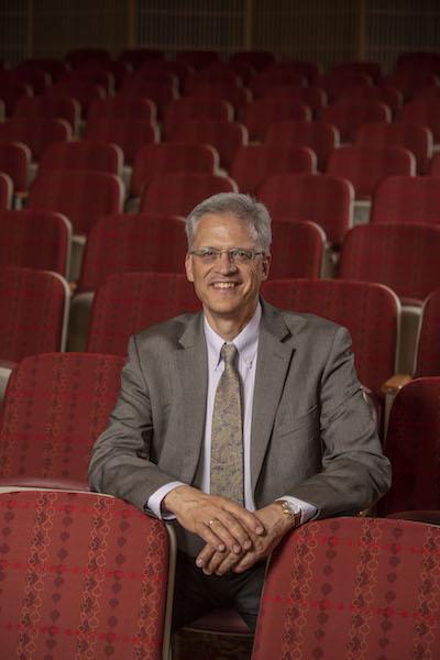 Director Kent McWilliams