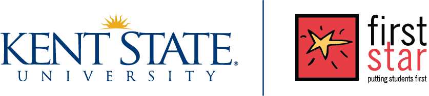 Kent State First Star logo