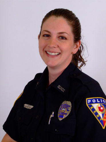 Tricia Knoles,Community Resource Officer,Kent State Police Services