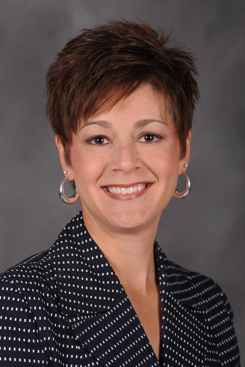 Jennifer Kulics, Ph.D., Associate Vice President, Student Affairs