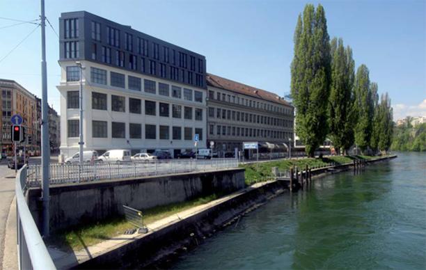 Student housing at KSU Geneva