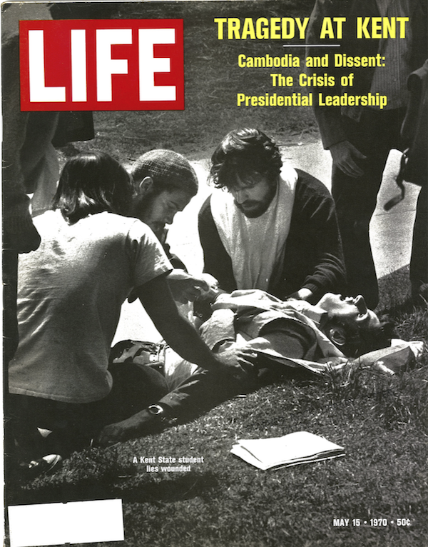 The Life magazine edition from May 15, 1970