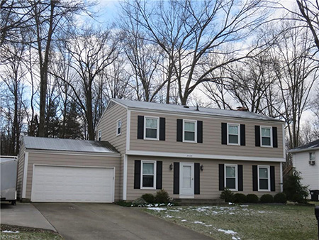Home for sale in Stow.