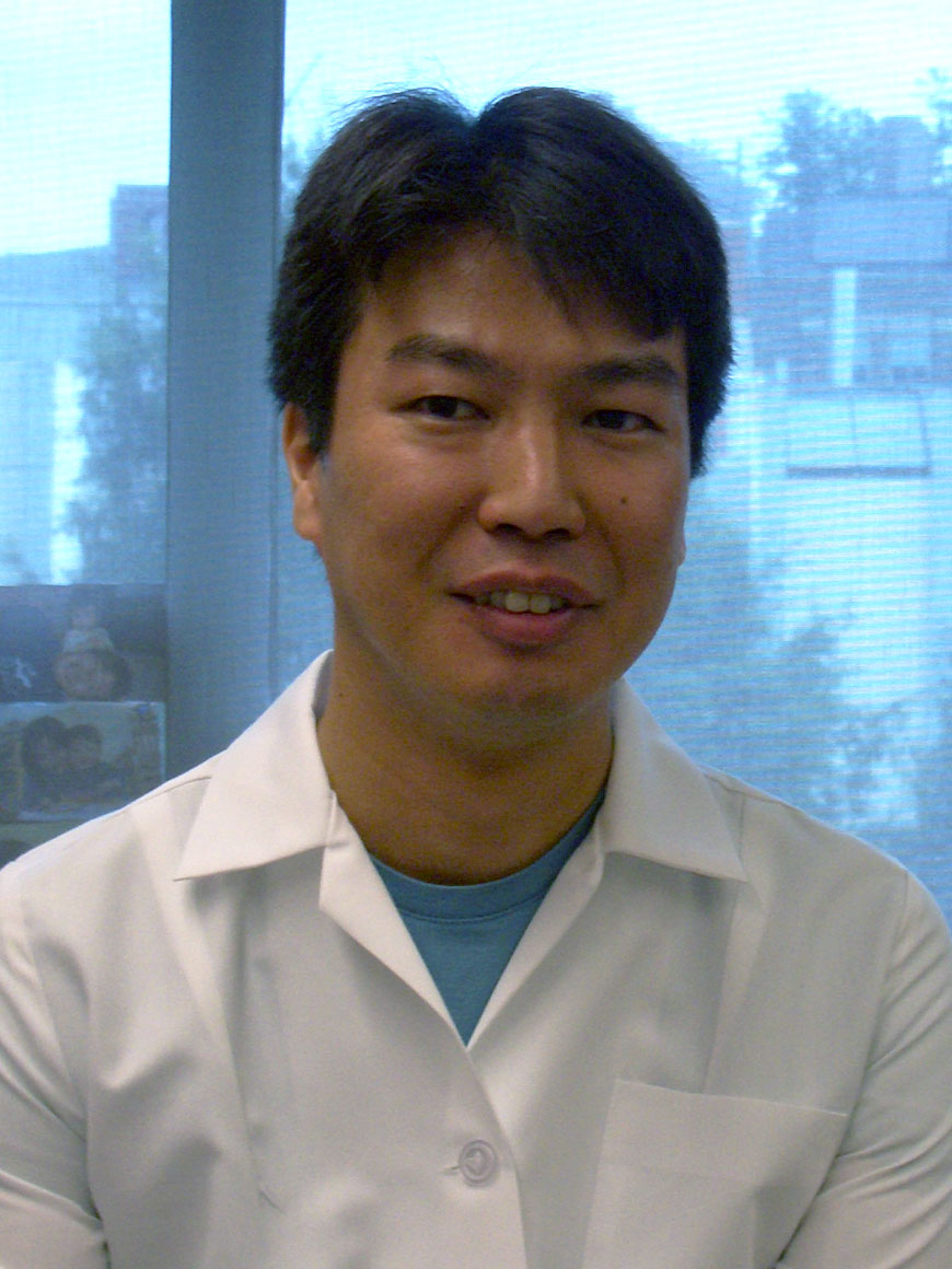 Manabu Kurokawa, Ph.D., Assistant Professor of Biological Sciences at Kent State