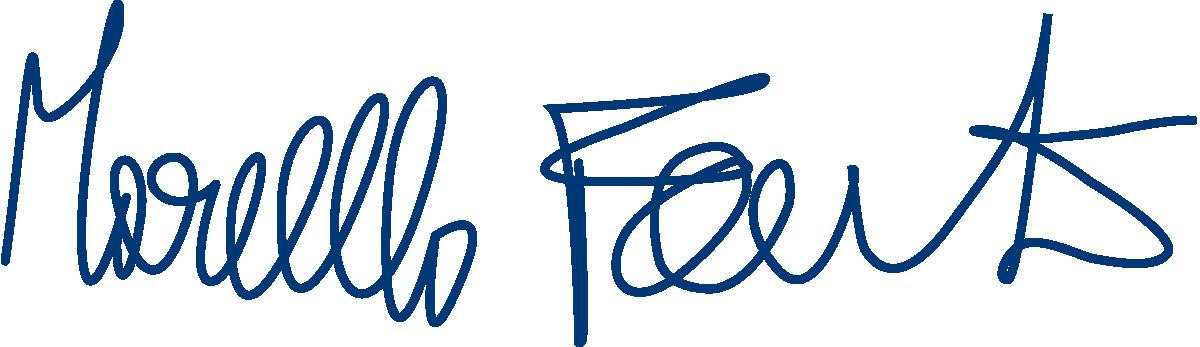 Marcello Fantoni signature