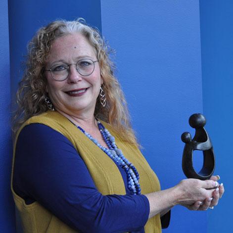 Lorene Martin, 2018 DAISY Nursing Award winner