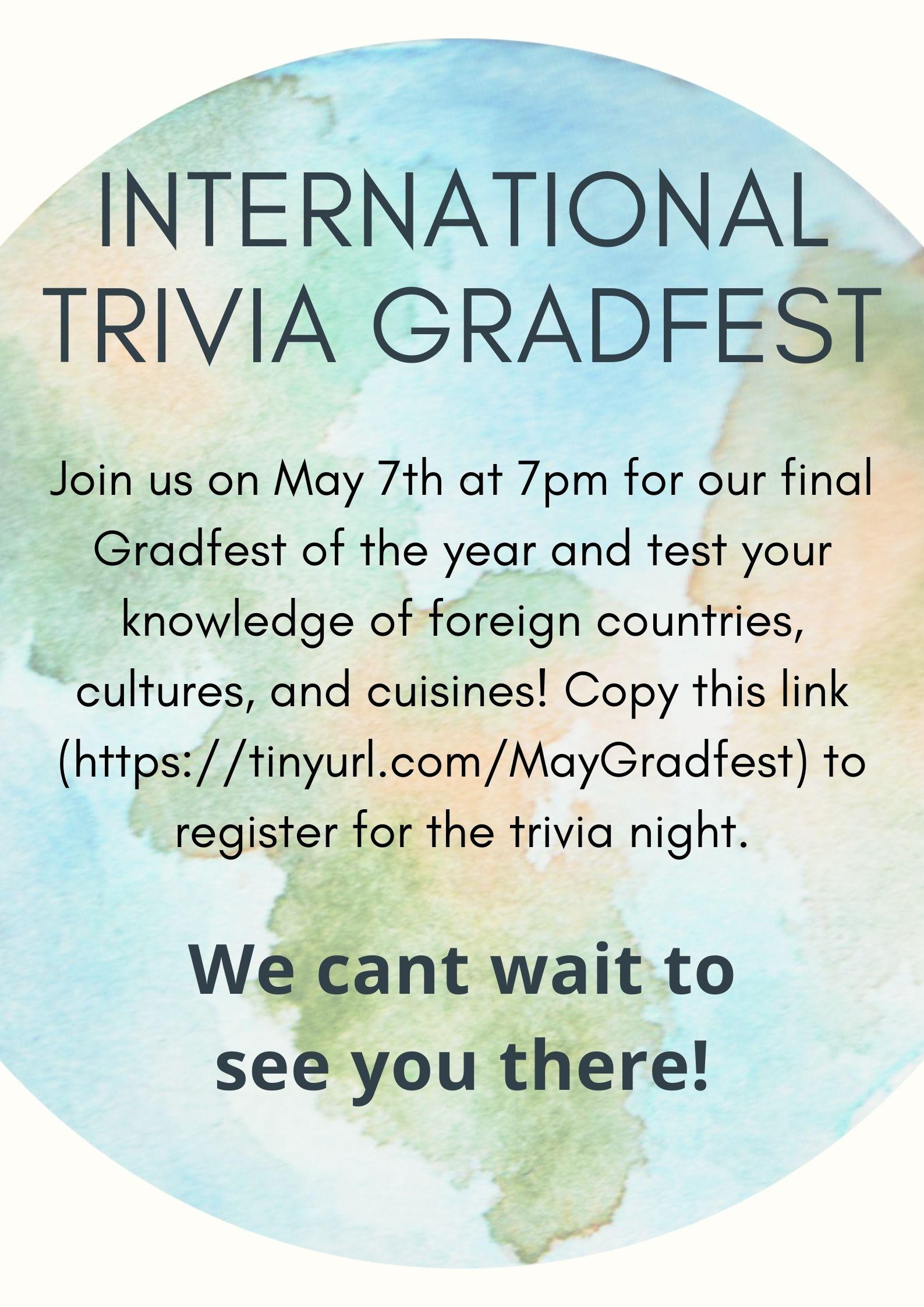 May GradFest