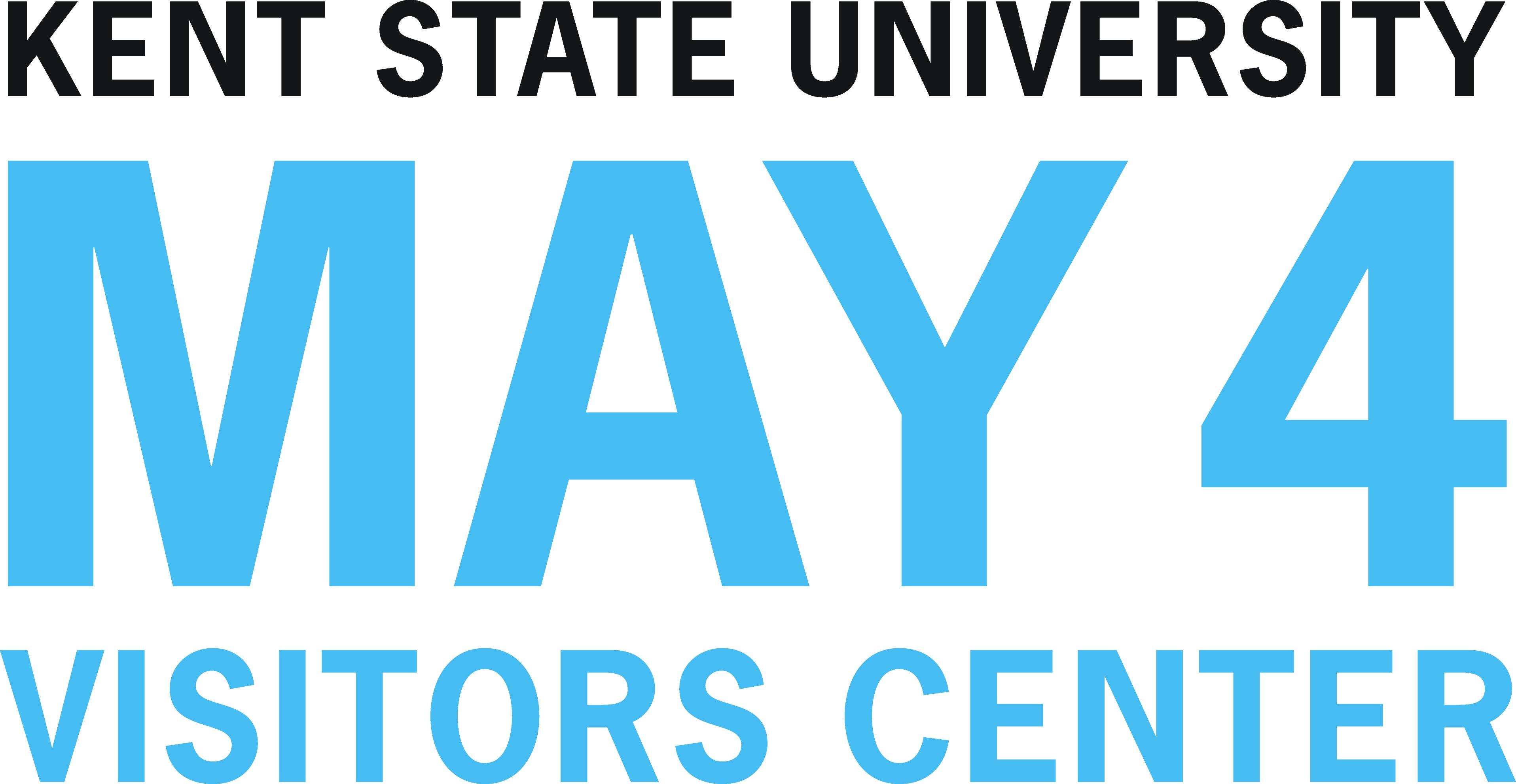 May 4 Visitors Center Logo