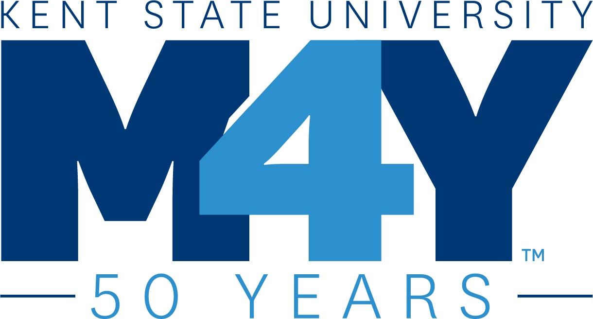 May 4 50 Year Anniversary Logo