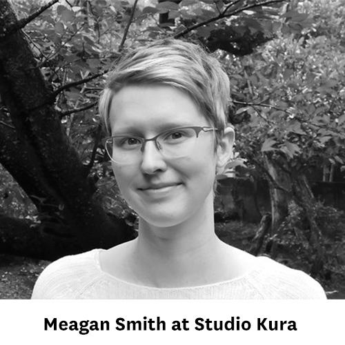 Meagan Smith at Studio Kura