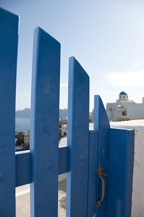 Melinda Yoho-Santorini Gate