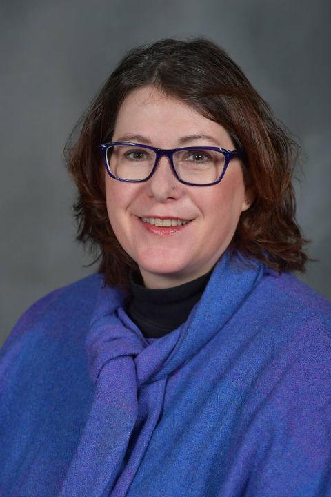 Molly Merryman, Ph.D.