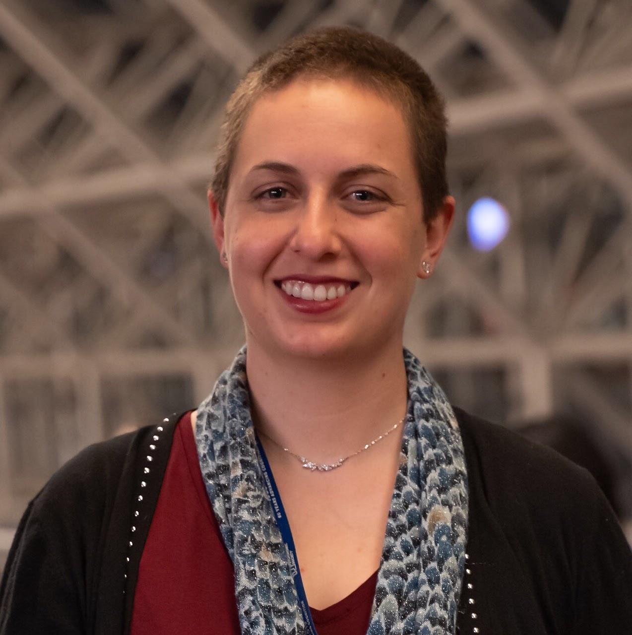 University Fellowship Recipient, Michelle Rivers