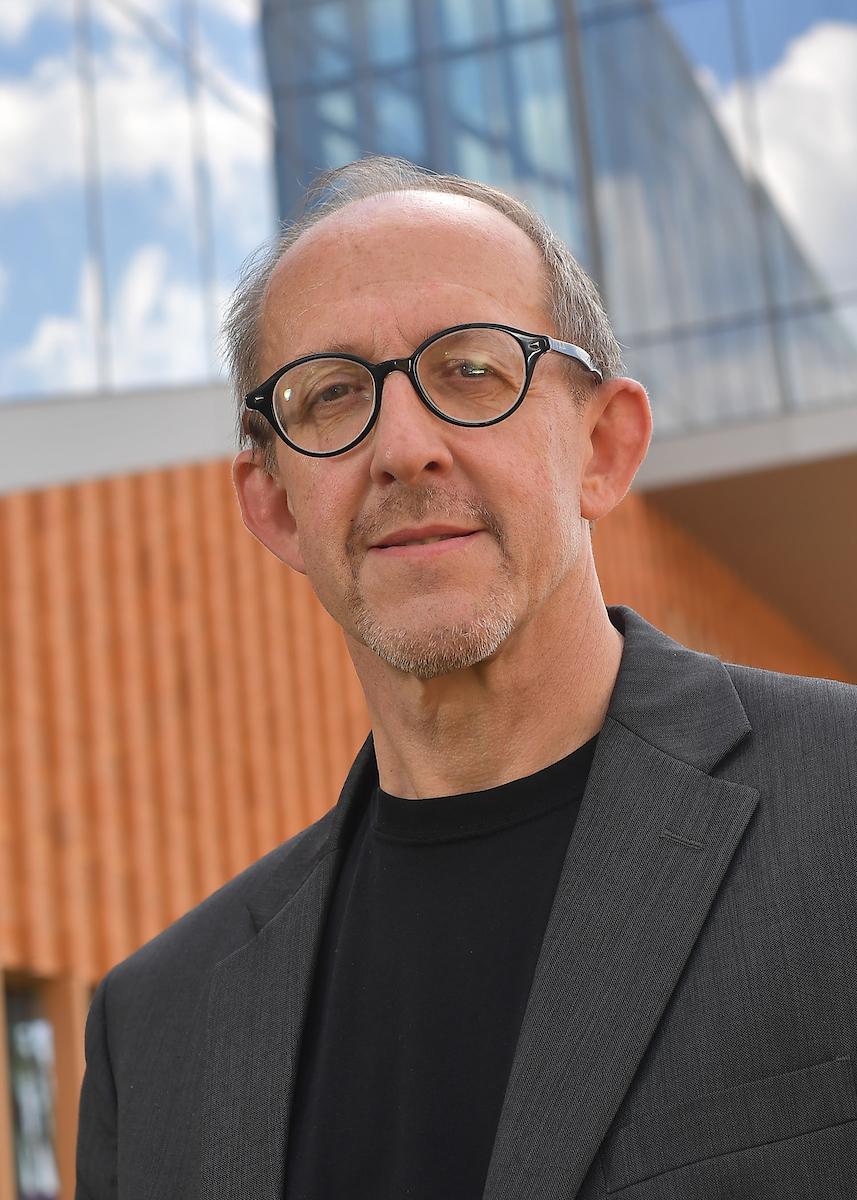 Mark Mistur, Dean, College of Architecture and Environmental Design