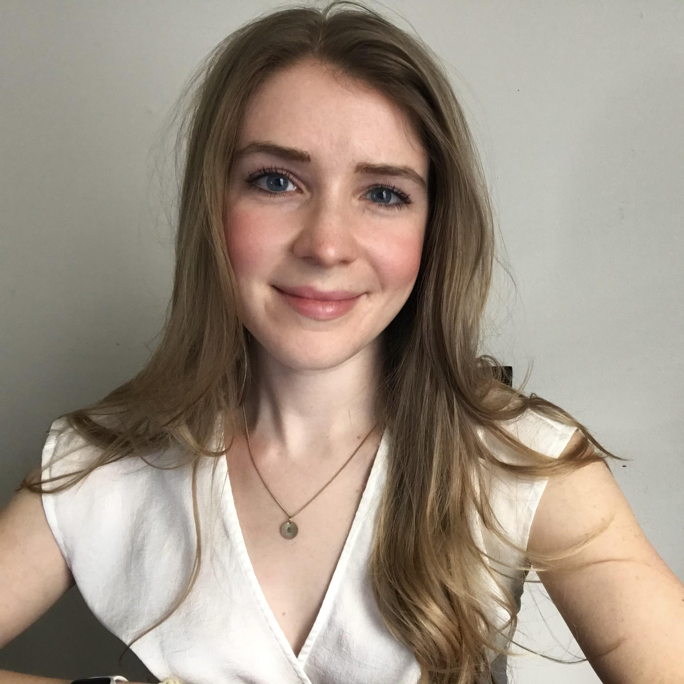 Headshot of Grace Murray.