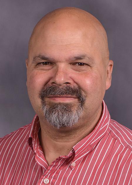 2018 Distinguished Teaching Award recipient David H. Kaplan, Geography, Kent Campus