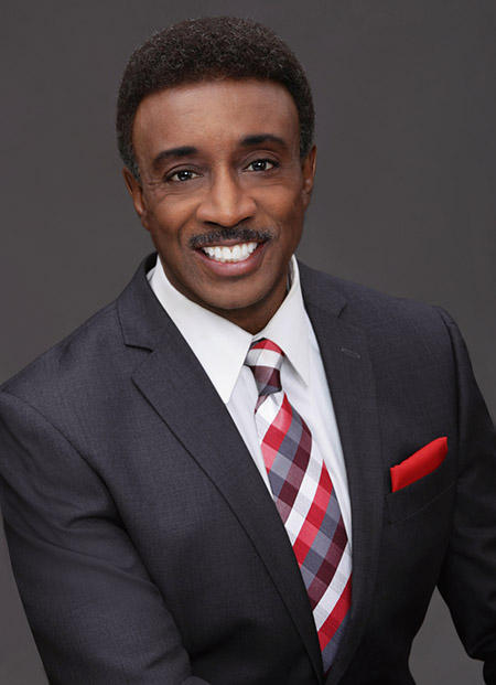 Wayne Dawson of WJW Fox 8 will return to his alma mater to serve as Kent State University's 2018 Homecoming Parade Grand Marshal on Oct. 6. (Photo provided by Wayne Dawson)