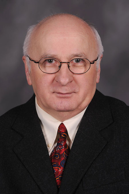 Mietek Jaroniec, Ph.D., professor in Kent State's Department of Chemistry and Biochemistry.