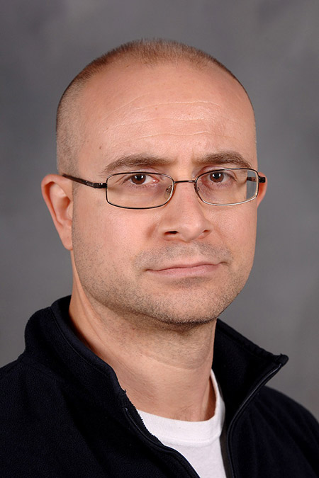 """Anthony J. Tosi, Ph.D., assistant professor of anthropology in the College of Arts and Sciences at Kent State University, is the principal investigator of a three-year, $208,990 National Science Foundation grant titled """"Collaborative Research: The Evolutionary Mechanics of Hybridization Across a Primate Radiation."""
