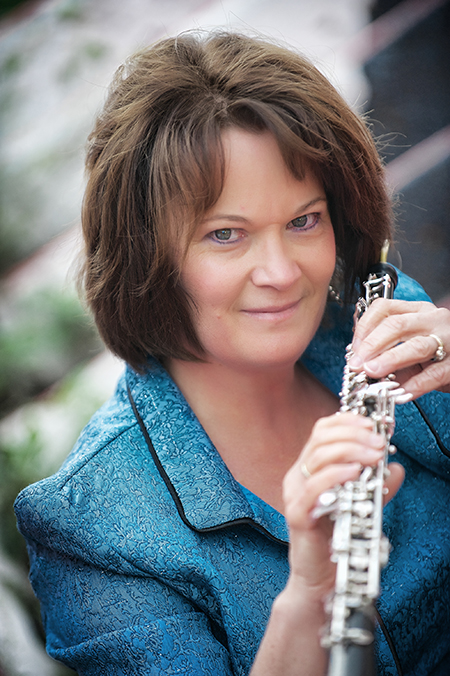 Danna Sundet is an associate professor of oboe at Kent State University.