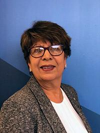 Assistant Dean Josna Neuman