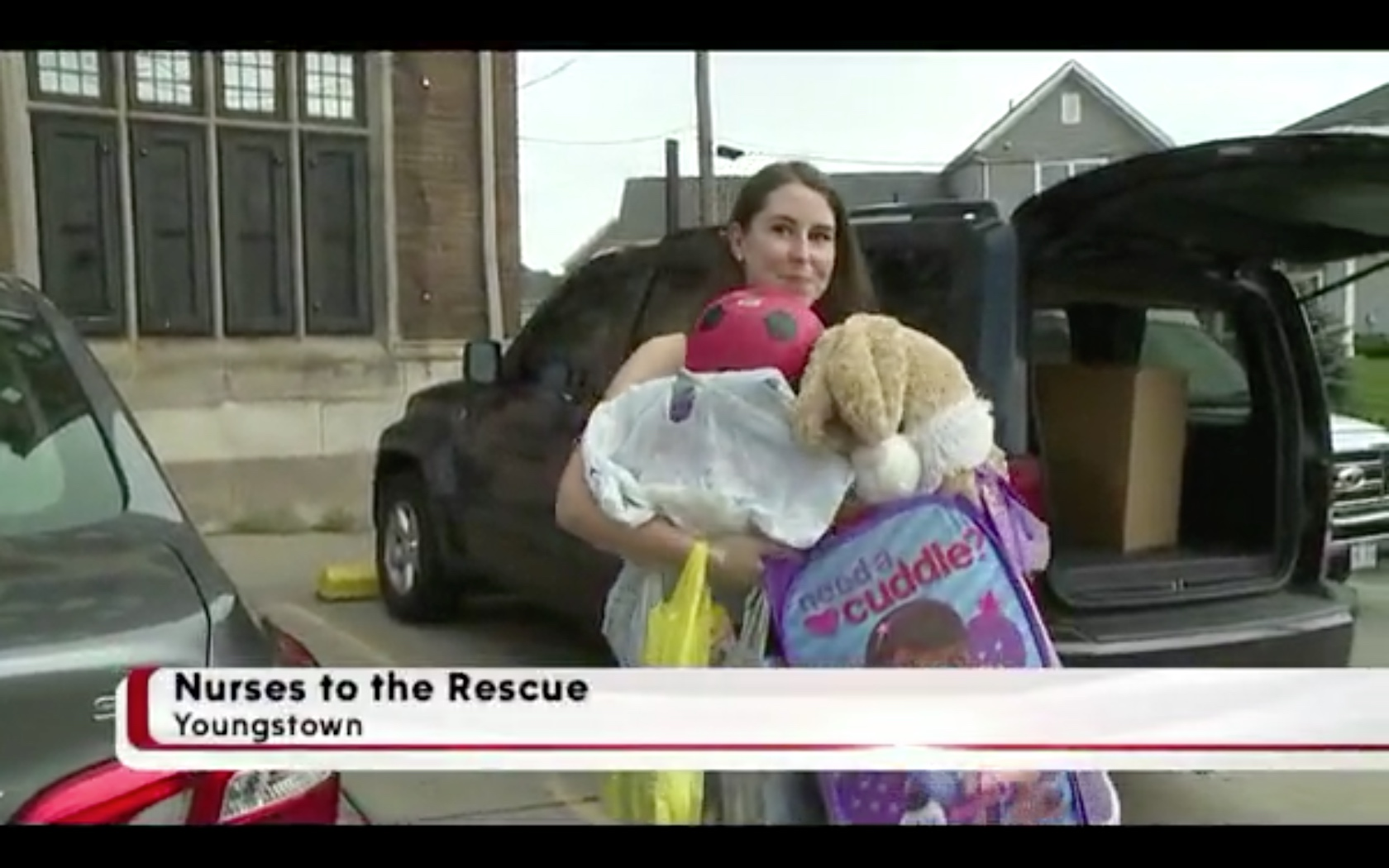 WYTV Clip Nurses to the Rescue