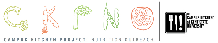 Nutrition Outreach Banner