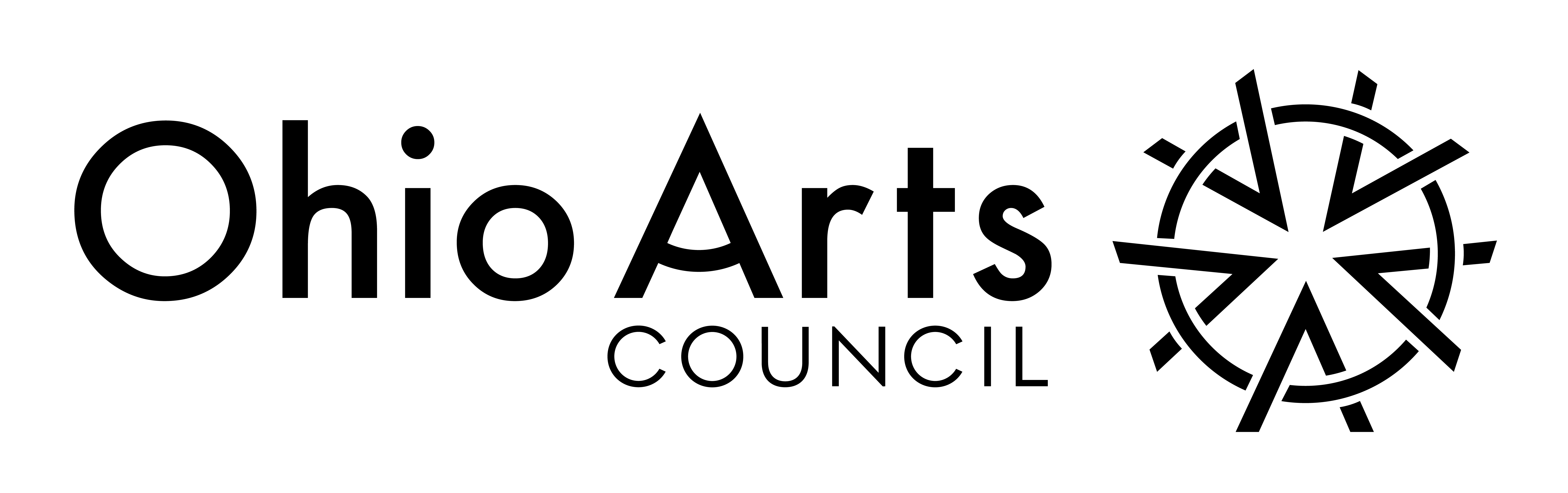 Ohio Arts Council logo
