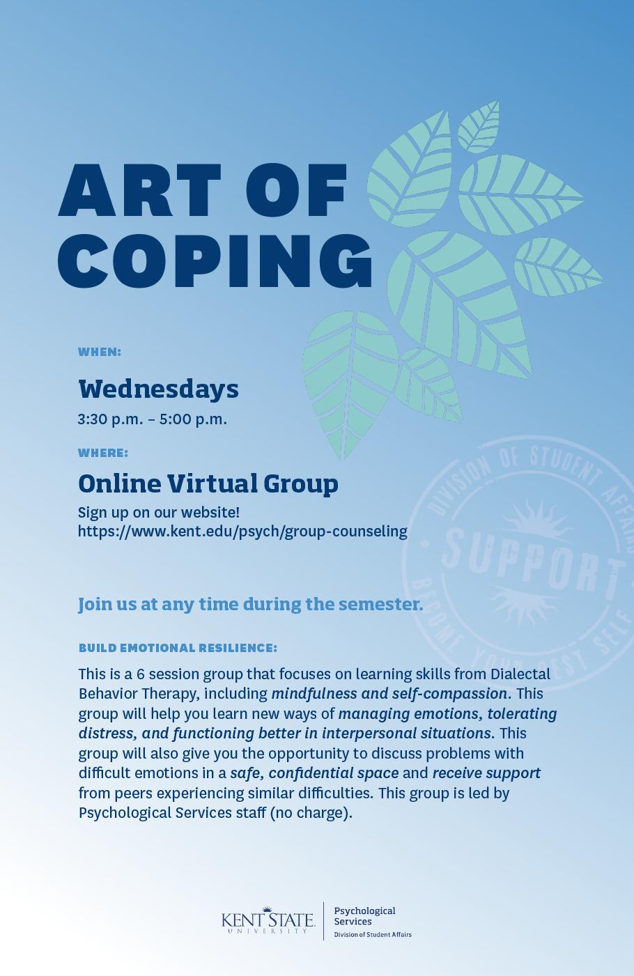 Art of Coping