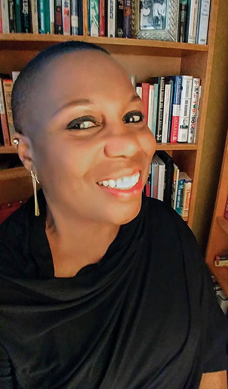 Bertice Berry, Ph.D., Kent State alumna, sociologist, award-winning entertainer, lecturer and comedienne, is the keynote speaker at Kent State's 16th annual Martin Luther King Jr. Celebration.