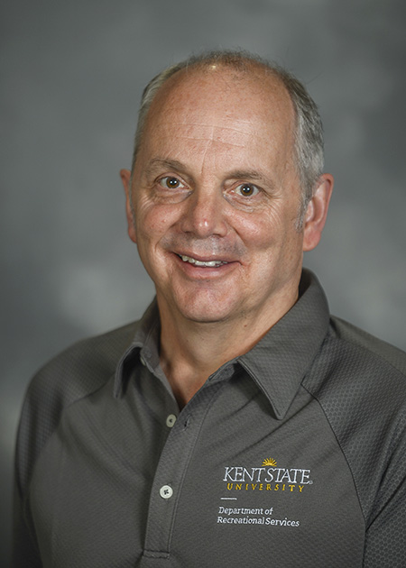 Bill Switaj is manager of Kent State's Ice Arena.