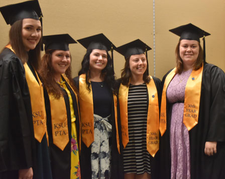 More happy grads