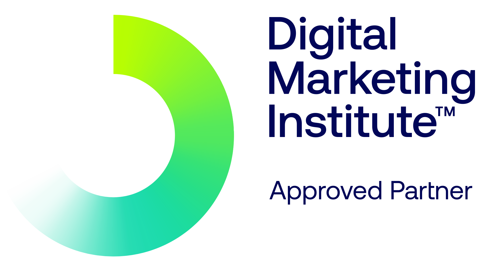 Digital Marketing Institute Approved Partner