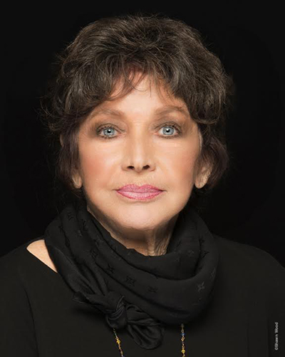 Portrait of Patricia Zinsmeister Parker