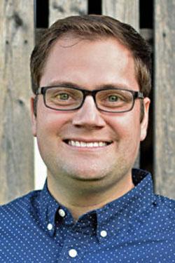 Patrick W. Ulrich, MFA '19,