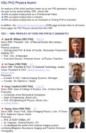 Ph.D. Alumni
