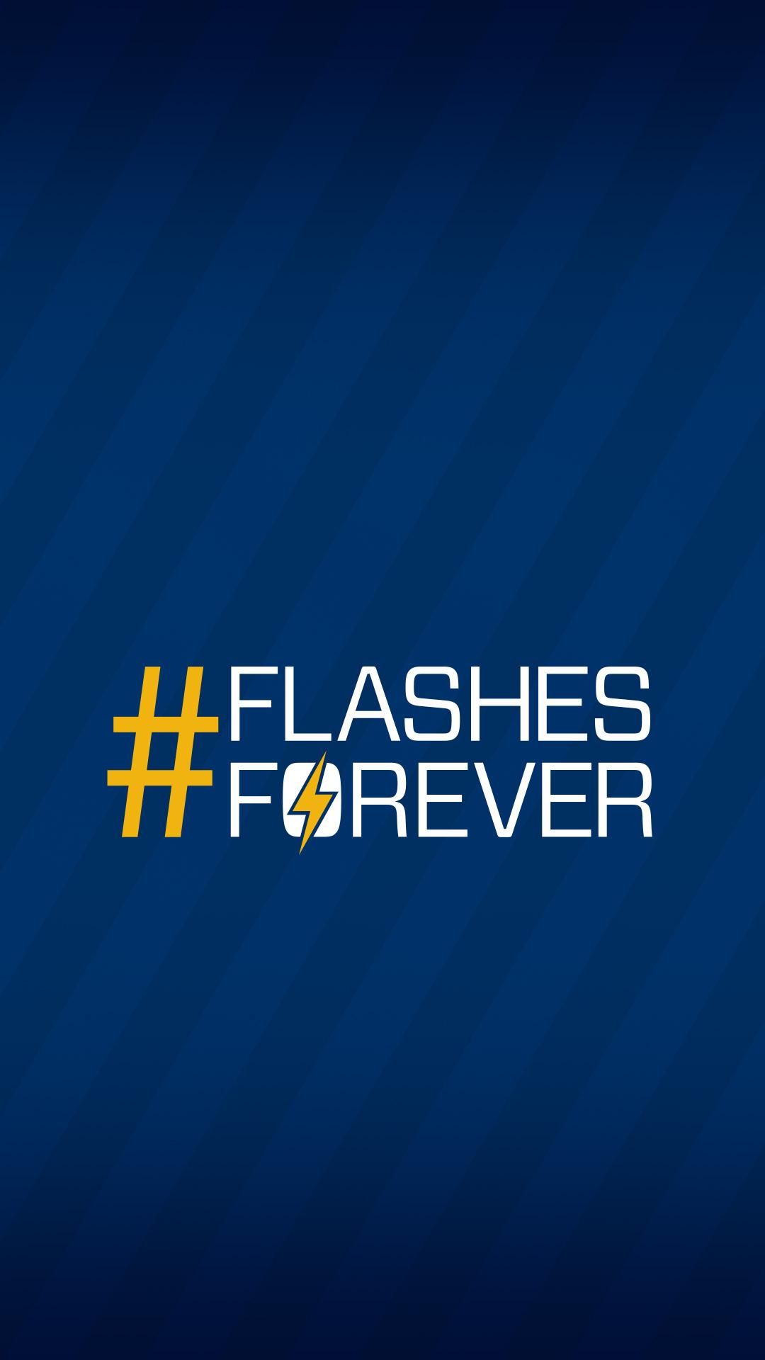 #FlashesForever phone background
