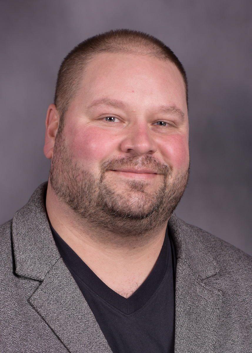 Jacob Barkley, Ph.D., professor in Kent State University's College of Education, Health and Human Services