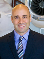 Alejandro Galioto, CEO and founder of True-Course Aviation Insurance