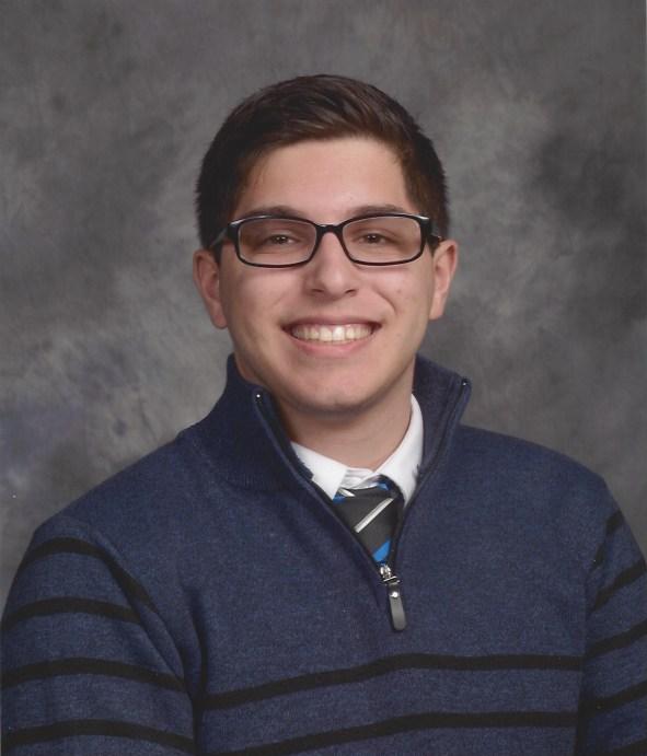 Anthony Pignatelli - Summer 2020 SURE student