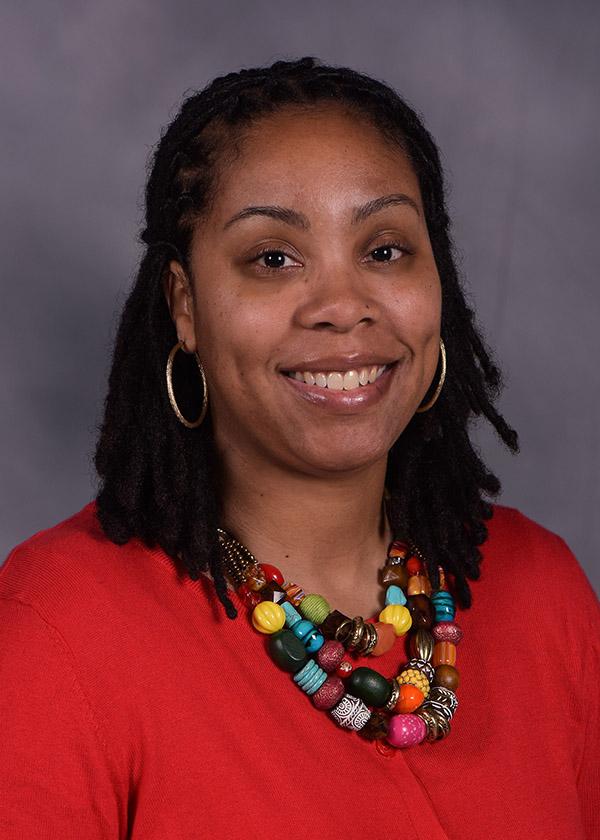 Headshot of Dr. Christa Porter