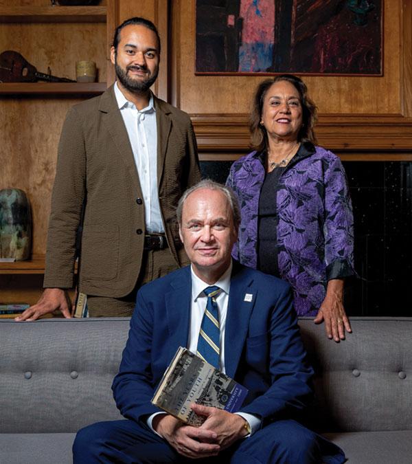 President Todd Diacon Family