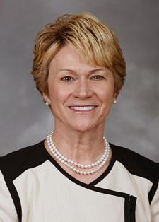 Photo of Kent State President Beverly Warren