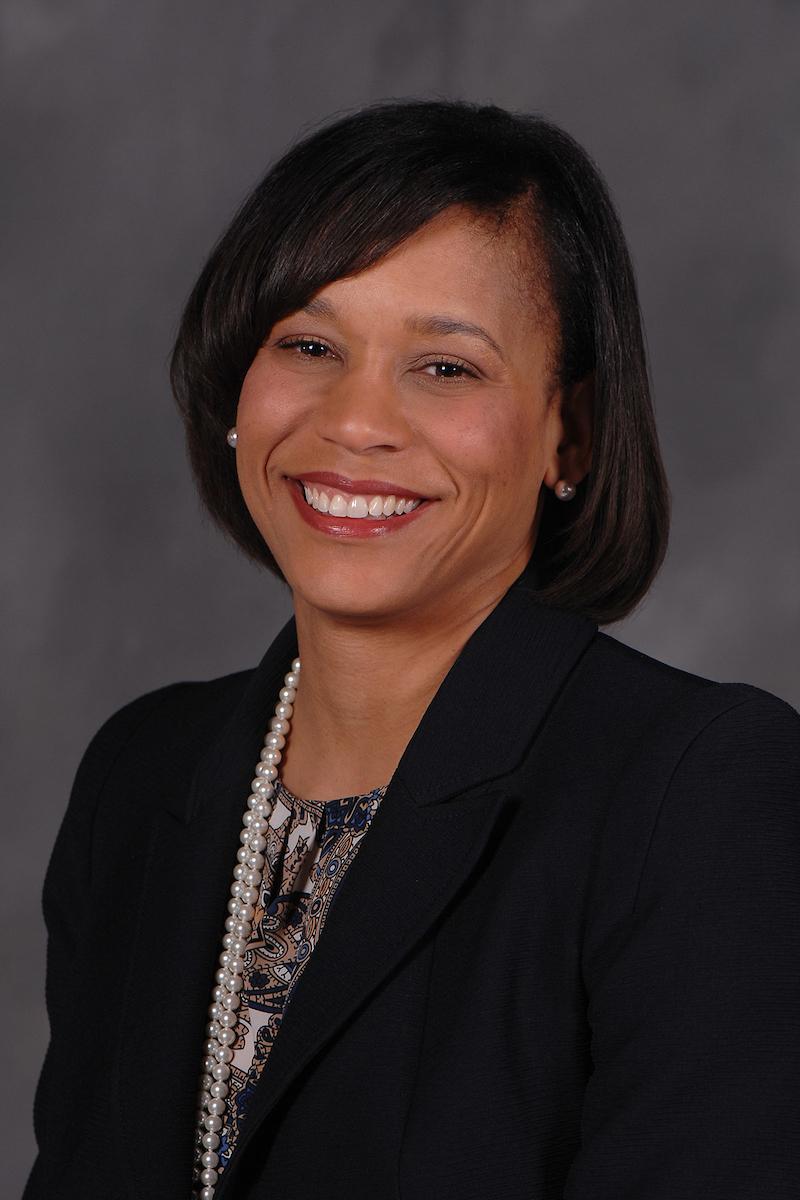 Eboni Pringle, Ph.D., Dean, University College